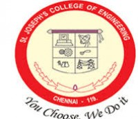 ST.JOSEPH'S COLLEGE OF ENGINEERING CHENNAI