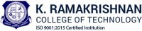 K. RAMAKRISHNAN COLLEGE OF TECHNOLOGY TRICHY