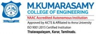 M. KUMARASWAMY COLLEGE OF ENGINEERING